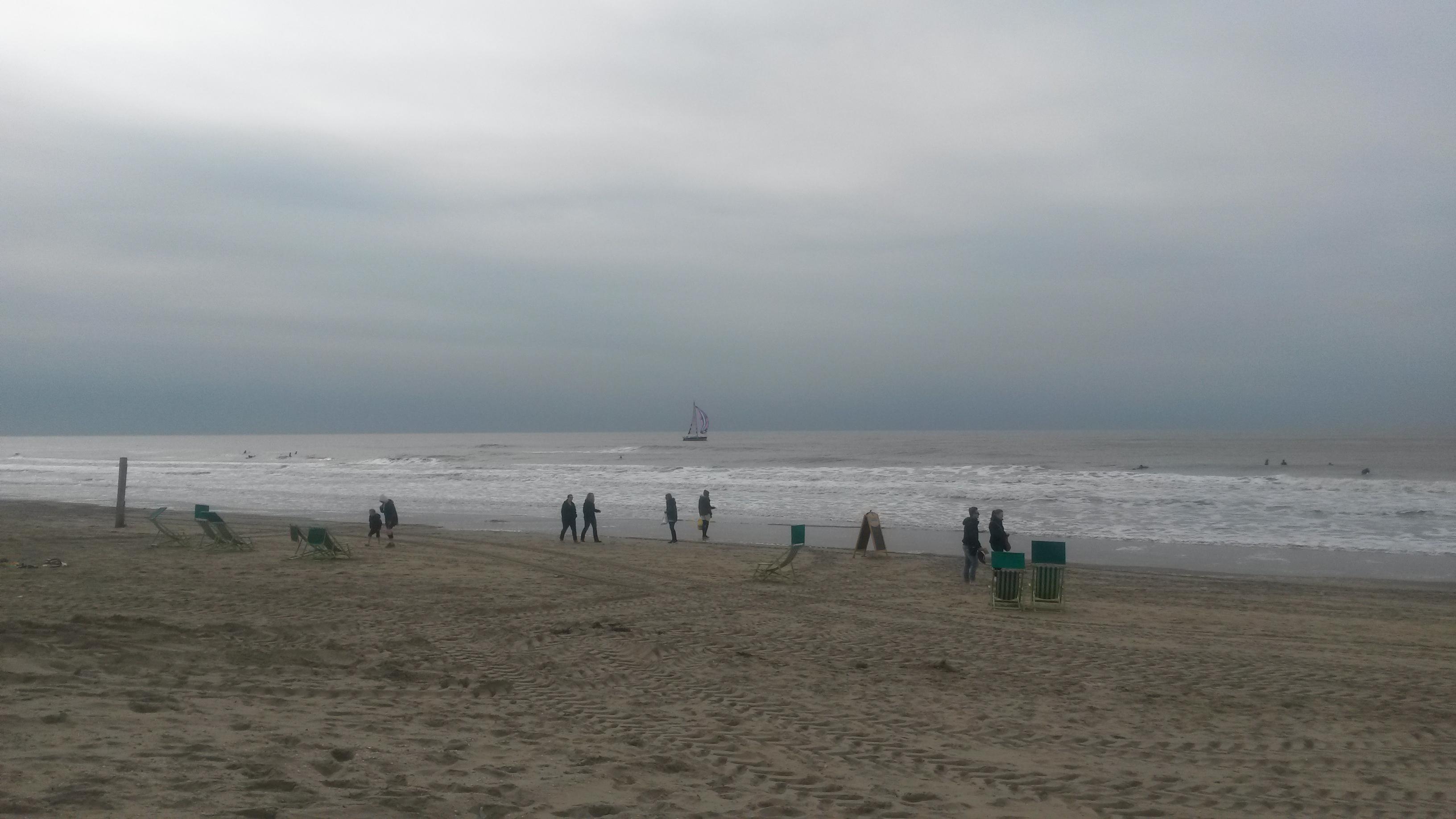Zandvoort beach - Amsterdam #northsea