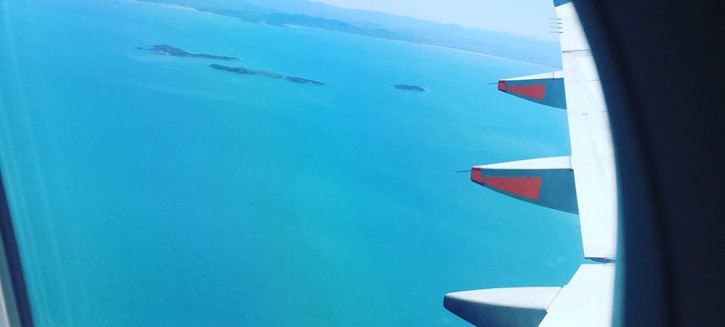 Our eventful 23-hour flight to Australia